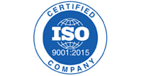 RIDE Inc is certified to the ISO 9001: 2015 standard
