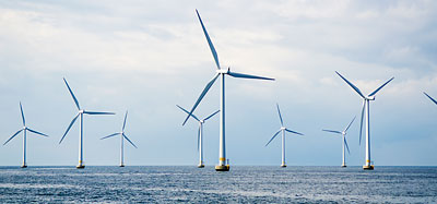 Improve performance of offshore windmills with couplings and isolators from RIDE